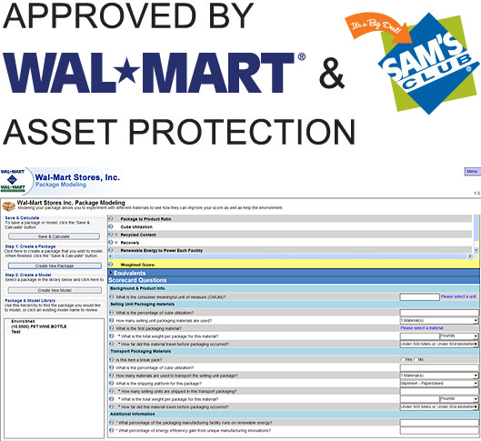 Walmart sustainability report