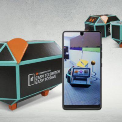 AR Electronics Display
