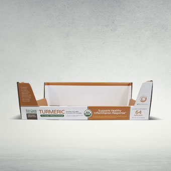 Fruit and Vegetable Cardboard Trays
