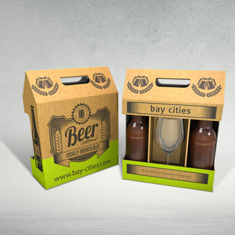 Adult Beverage Gift Set Box