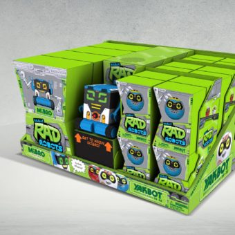 POS Display for Toys