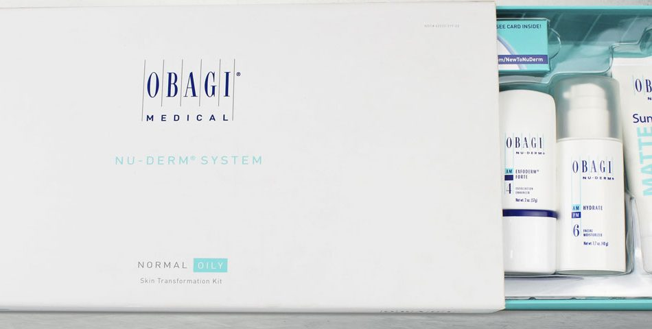 Health and Beauty Slide Box for Obagi Medical