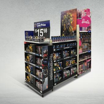 Trend Pods at Walmart