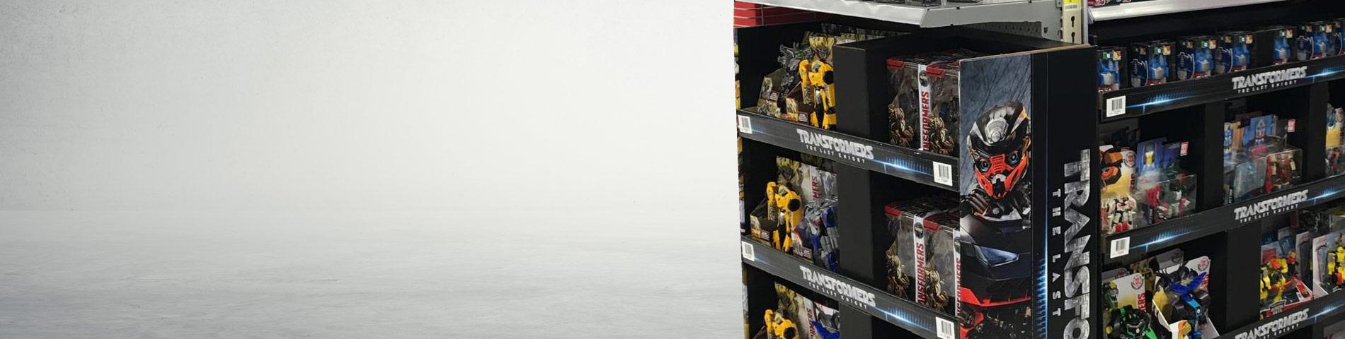 Transformers Train Display