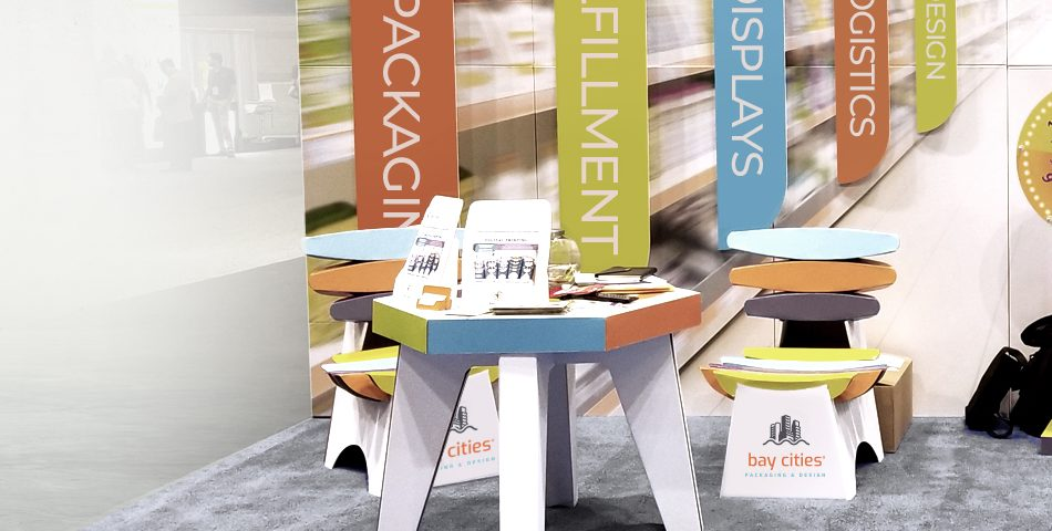 Specialty items, tradeshow booth