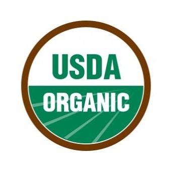 USDA Organic Certification Logo