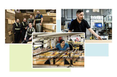 Production Manufacturing Digital Printing