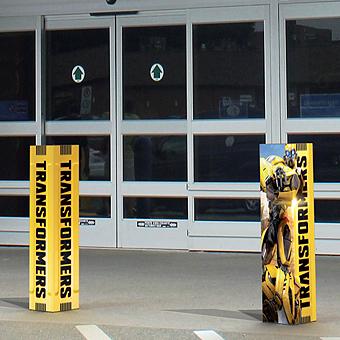 Transformers Mako-Board