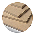 Print MDF Medium Density Fiber Wood