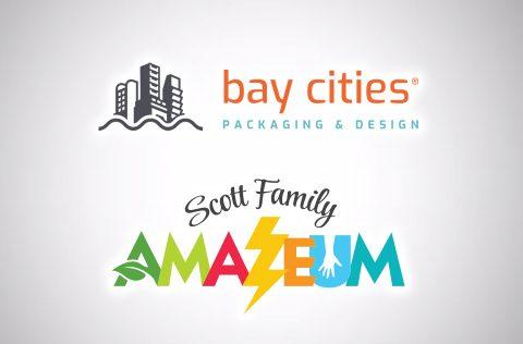 Amazeum, community partner, branding, Bentonville