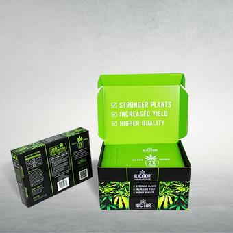 Cannabis subscription box