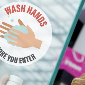 Wash your hands cling - bay cities