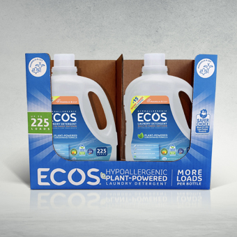 Ecos Retail Ready Packaging