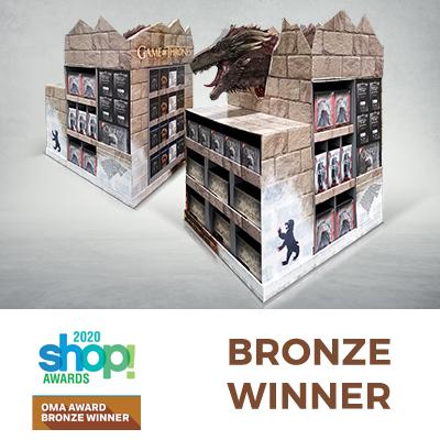 Shop 2020 awards