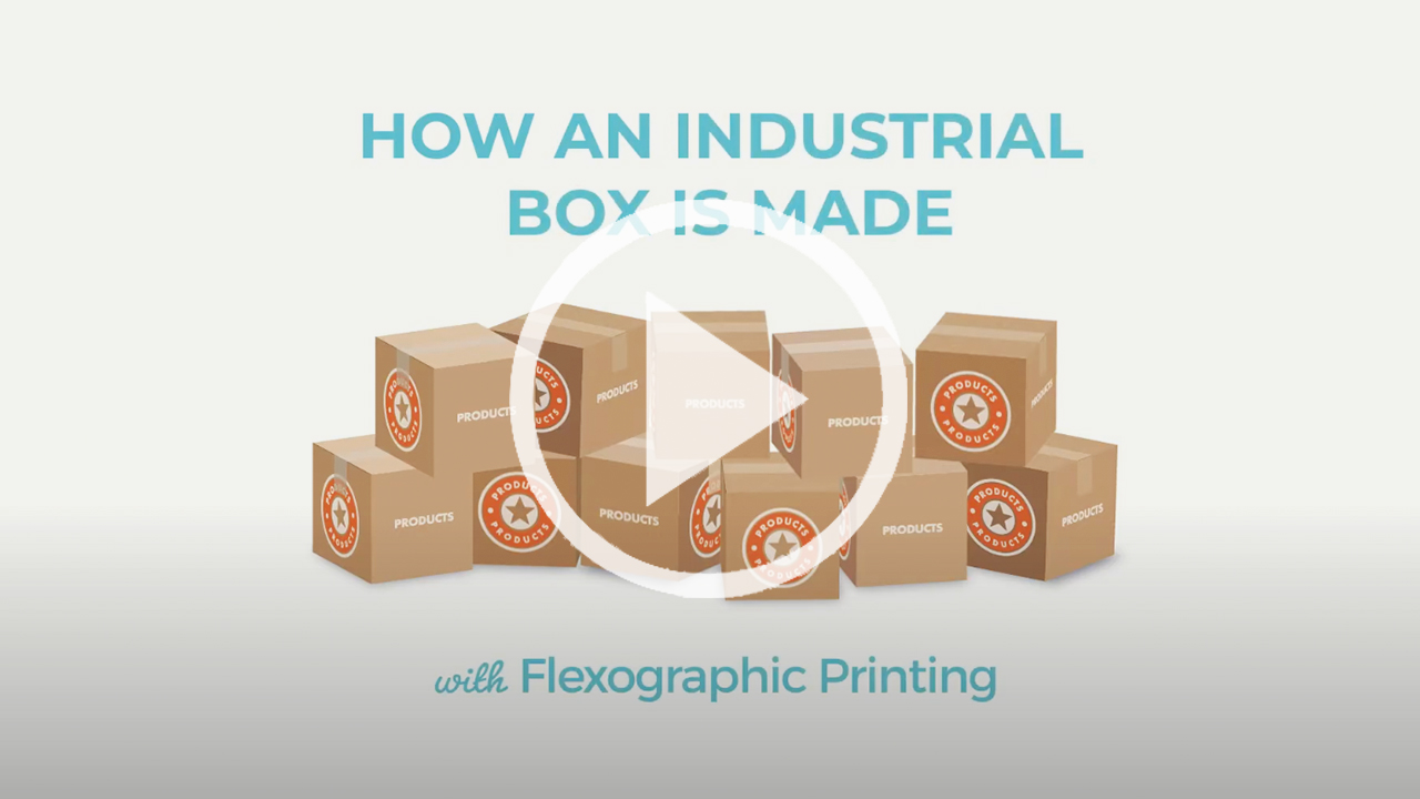 How an Industrial Box is Made