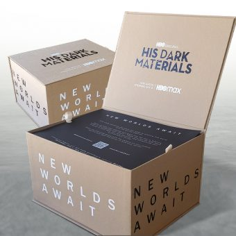 HBO His Dark Materials Specialty Box