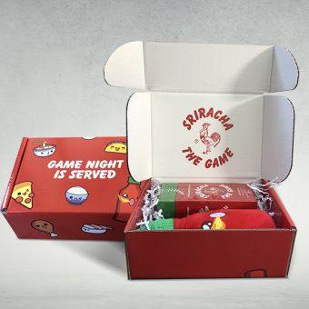 Sriracha REFT Box