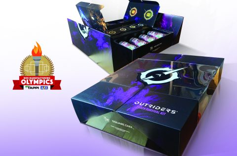AICC Awards Outriders VIP Kit