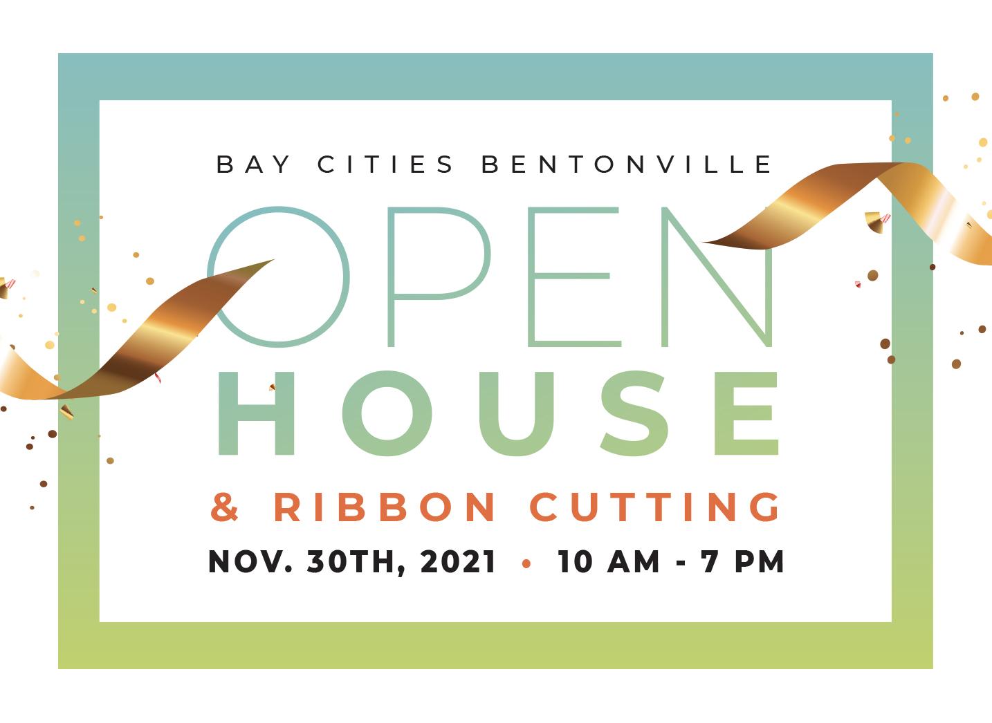 Bentonville Open House